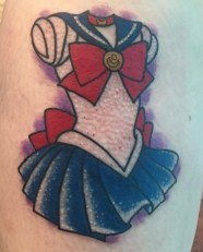N. Rouillet-Thrun geek best of tattoo sailor moon