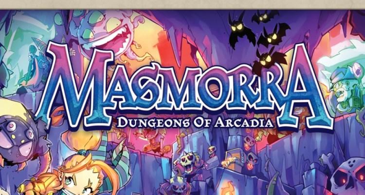 Masmorra Les Donjons d'Arcadia