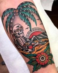 Lollo best of tattoo geek beach