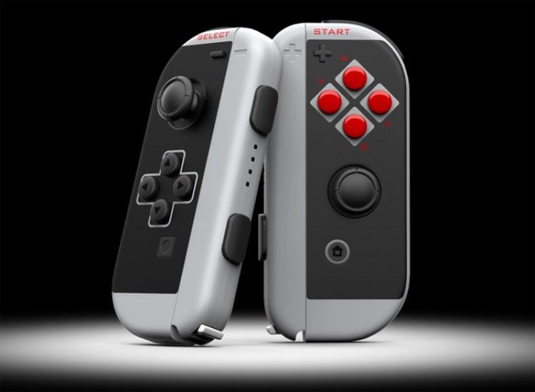 Tom's Selec - pad NES nintendo switch