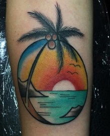 Sergio Montoya Garcia best of tattoo geek beach