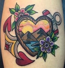 Brissa Behrens best of tattoo geek beach
