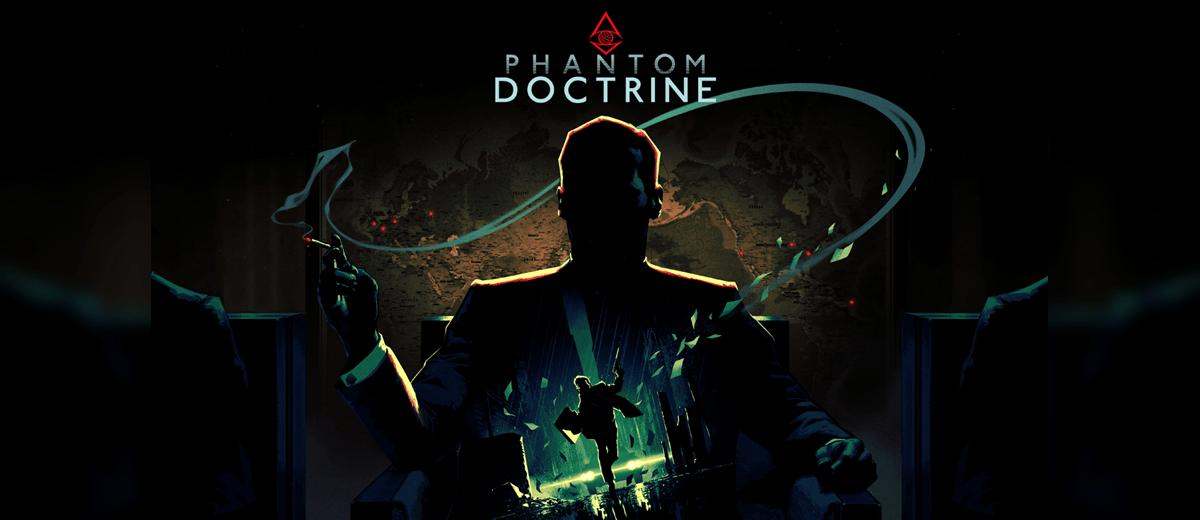 gamescom 2017 - Présentation vidéo de Phantom Doctrine