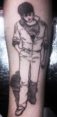 Carlos Villarroel best of tattoo geek akira