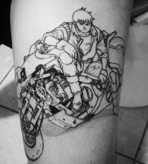 NOX aka Errance Tattoos best of tattoo geek akira