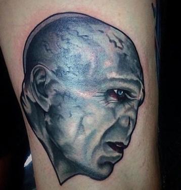 Christopher Veness Best of Tattoo Harry Potter