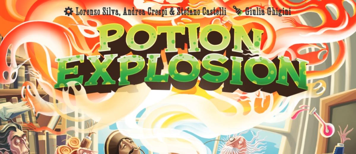 Potion Explosion le cinquième ingrédient : la review