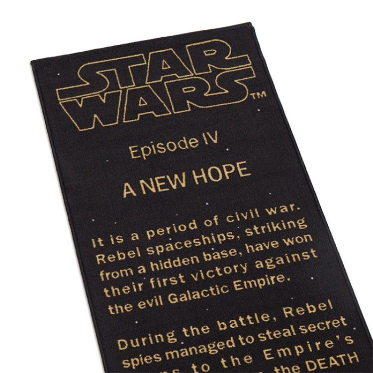 Tom's Selec - tapis a new hope