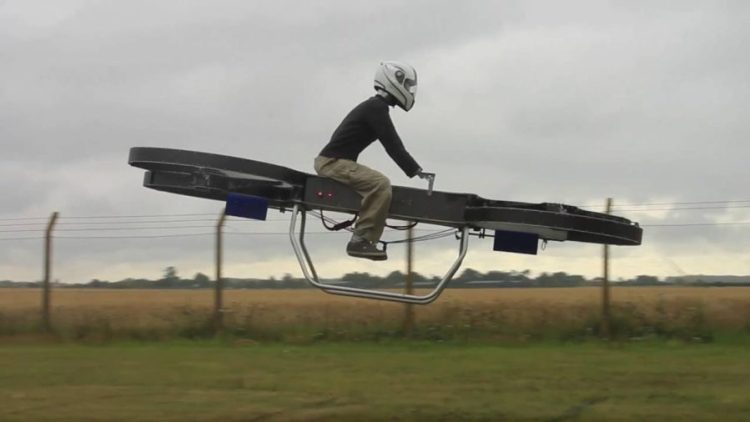 Tom's Selec - malloy hoverbike