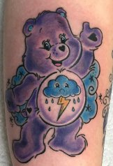 Kerrence St Clement best of tattoo care bears bisounours