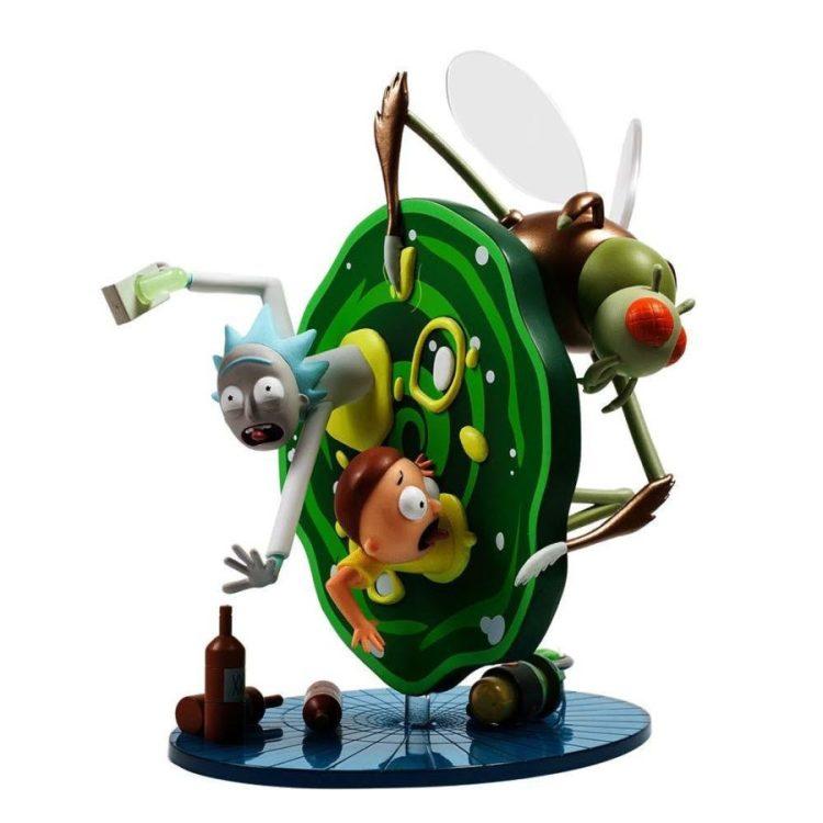 Tom's Selec - kidrobot rick and morty