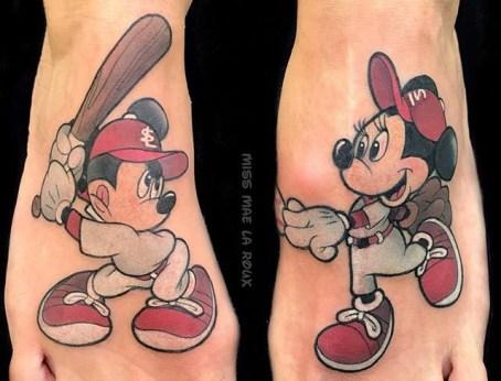 best of tattoo walt disney mickey