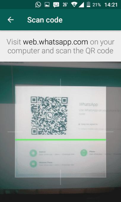use whatsapp on computer