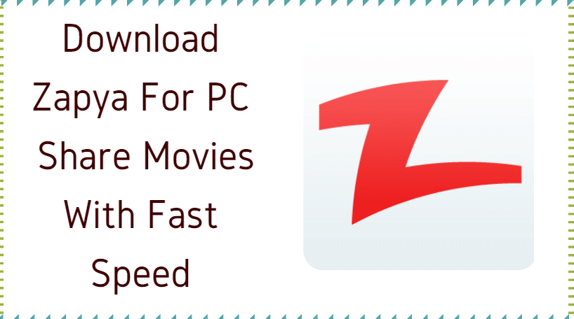 Zapya Free Download For PC Full Version   Share Anything Instantly
