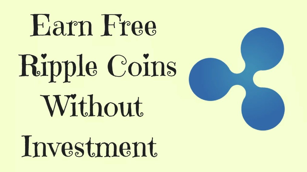 How To Earn Free Ripple Coins Without Investment (Payable Faucet)