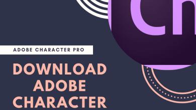 Adobe Character Pro CC 2019