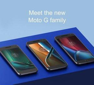 Moto G4 Images