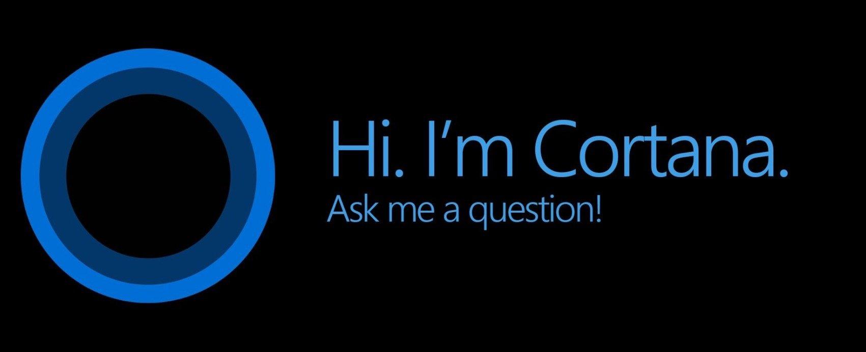 Cortana Search Image