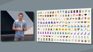 Android N Emoji Image