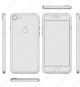 iPhone 7 Leaks