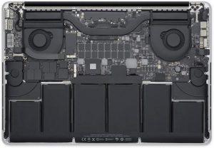 MacBook Pro Camera Inside