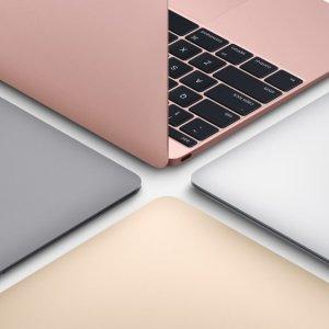 Macbook 12-inch Colors