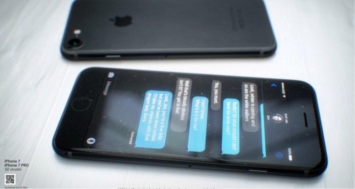 iPhone 7 Black Edition