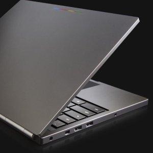 Chromebook Pixel 2 LS Design & Looks From Back