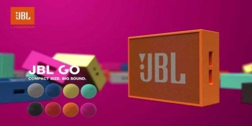 JBL Go Techawarness