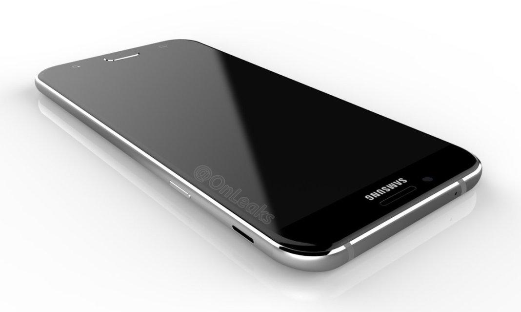 Samsung Galaxy A8 Leak Image