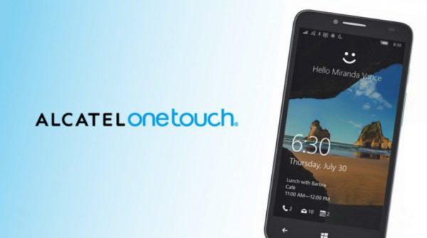 Alcatel Idol 4: Windows Phone 10