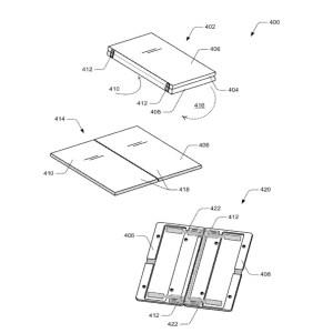 Microsoft Surface Foldable Patent