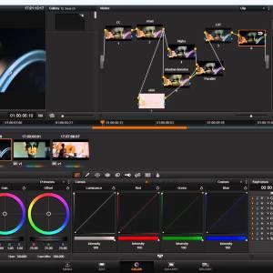 DaVinci Resolve Video Editing Software