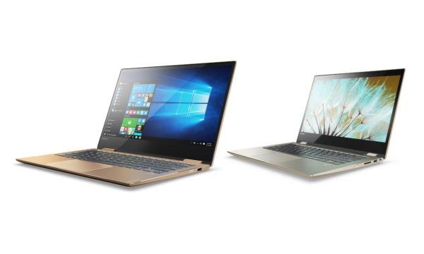 Lenovo Yoga 720 & 520 Convertible