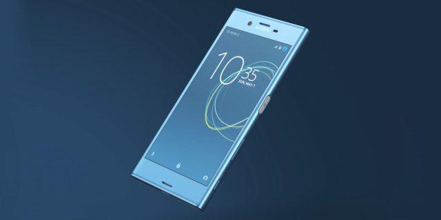 Sony XZ Premium Phone With Slow Motion