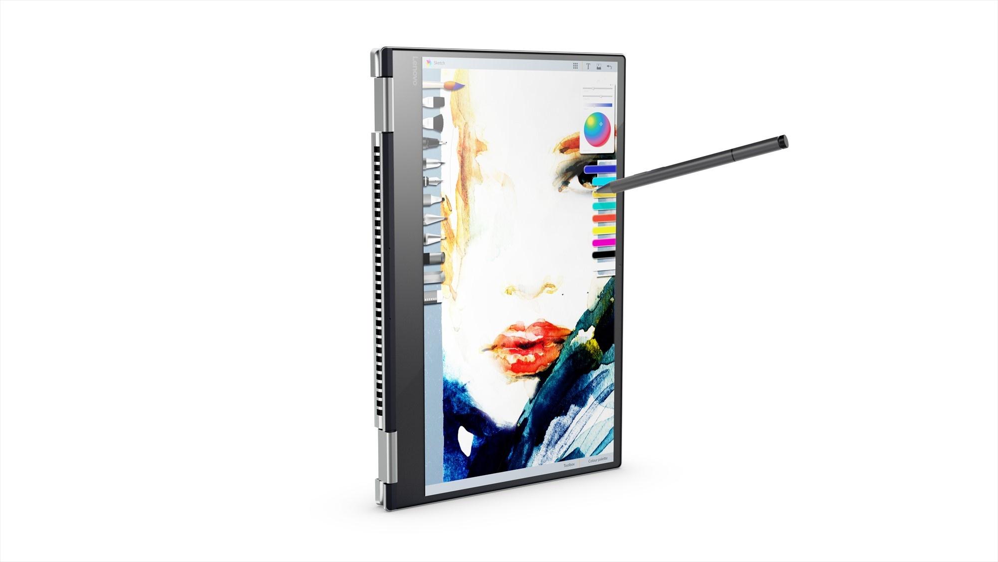 Lenovo Yoga 720 & 520 Design