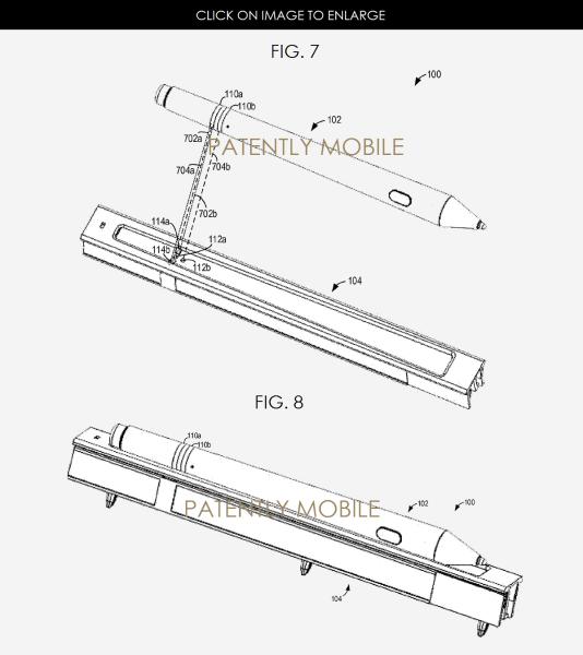 Stylus Patent By Microsoft