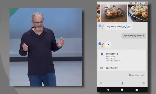 Google Assistant Adding to Calendar
