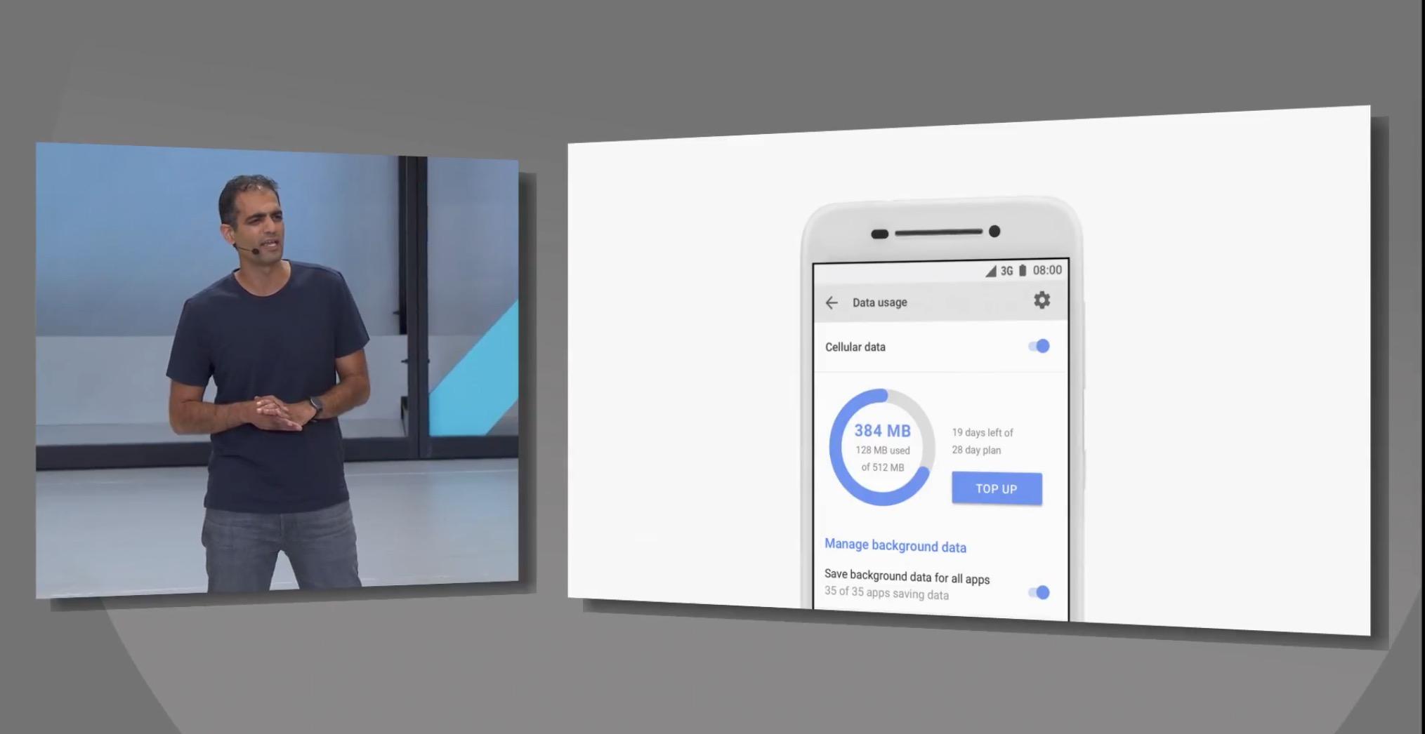 Android Go Announced At Google I/O