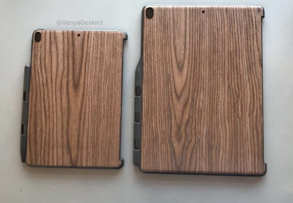 iPad Pro Cases Design Leaks with new texture