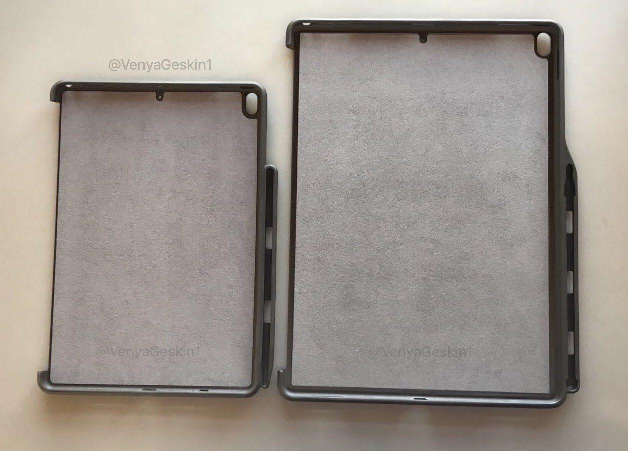 Apple iPad Pro 2017 Cases Leaks