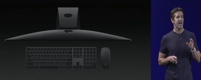 Apple iMac Pro Announcement