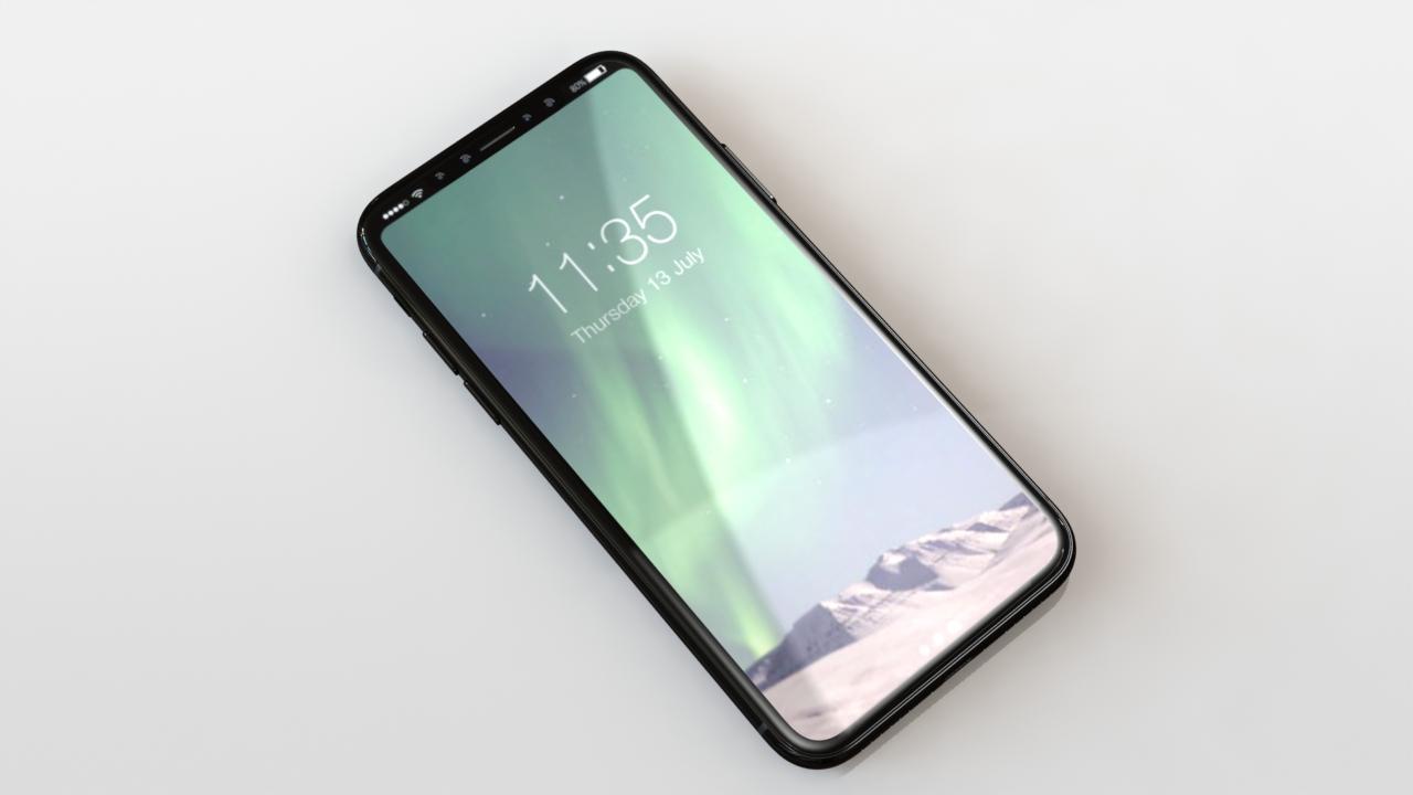 Apple iPhone 8 FaceID