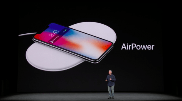 iPhone X Air Power,iPhone X Wireless Charging