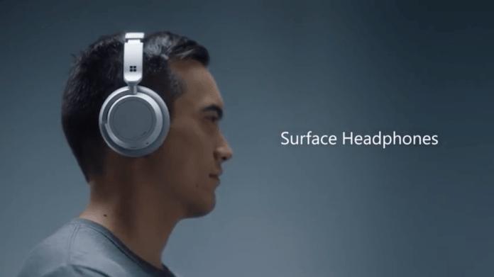 Surface Headphone Introduction