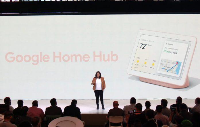 Google Home Hub Introduction