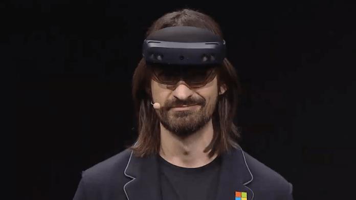 HoloLens 2 Executive Live Demonstration
