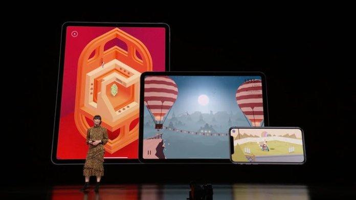 Apple Arcade On Devices