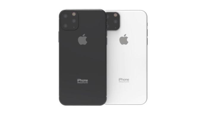 iPhone XI Triple Camera Setup