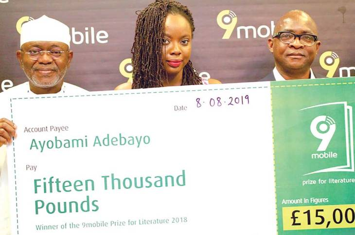 9mobile Prize For literature